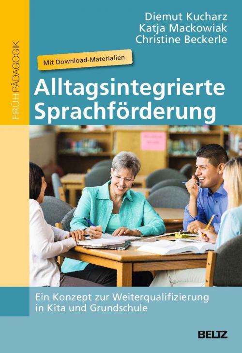 Alltagsintegrierte Sprachförderung cover