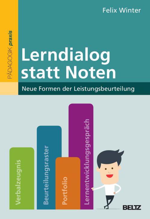 Lerndialog statt Noten cover