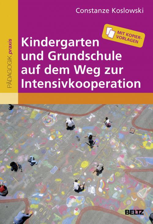 Kindergarten und Grundschule auf dem Weg zur Intensivkooperation cover