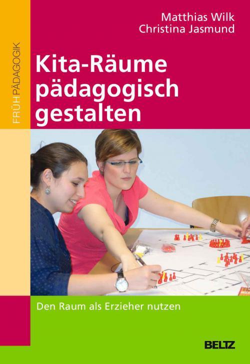 Kita-Räume pädagogisch gestalten cover