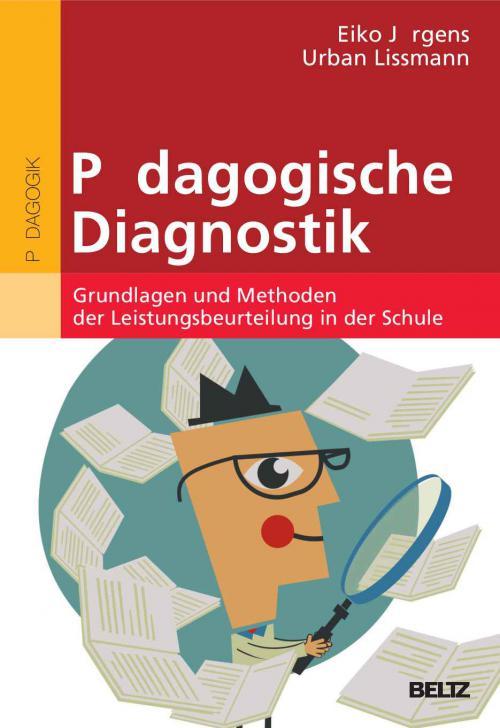 Pädagogische Diagnostik cover