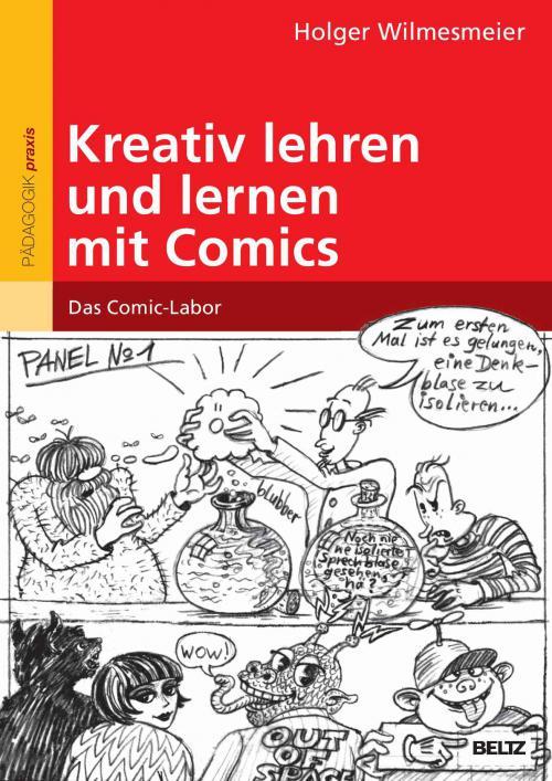 Kreativ lehren und lernen mit Comics cover