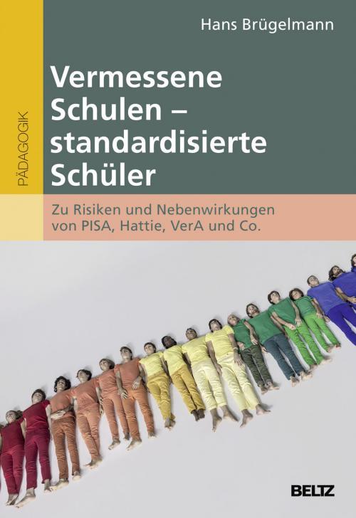 Vermessene Schulen - standardisierte Schüler cover
