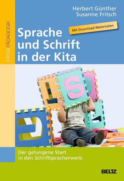Sprache und Schrift in der Kita cover