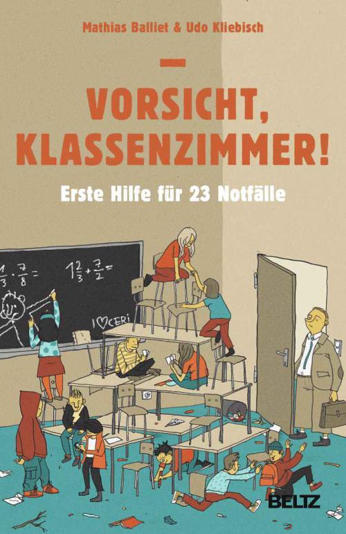 Vorsicht, Klassenzimmer! cover