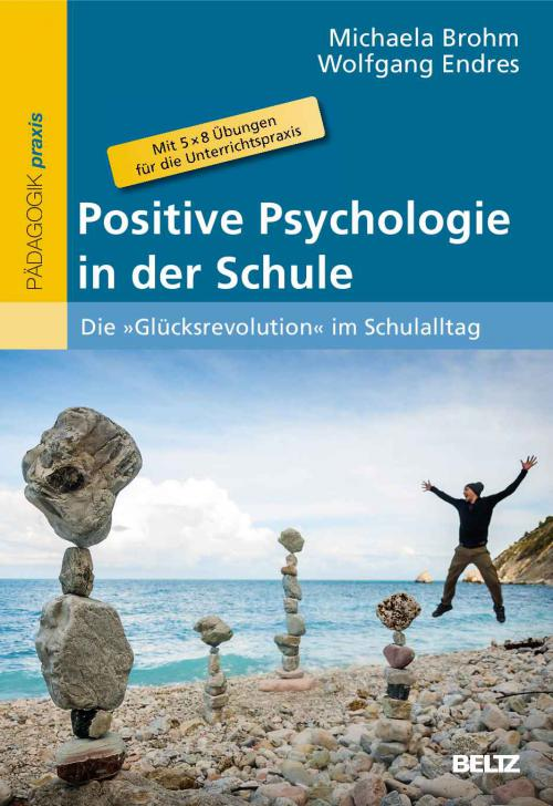 Positive Psychologie in der Schule cover