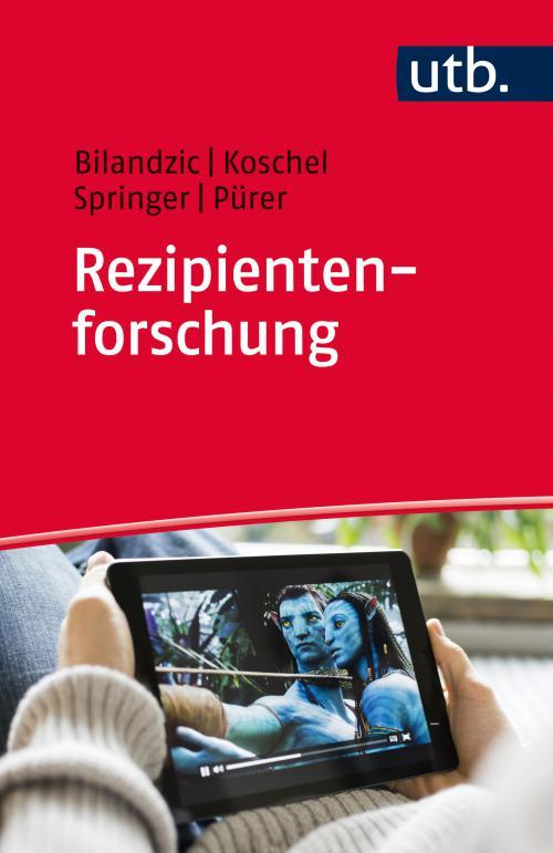 Rezipientenforschung cover