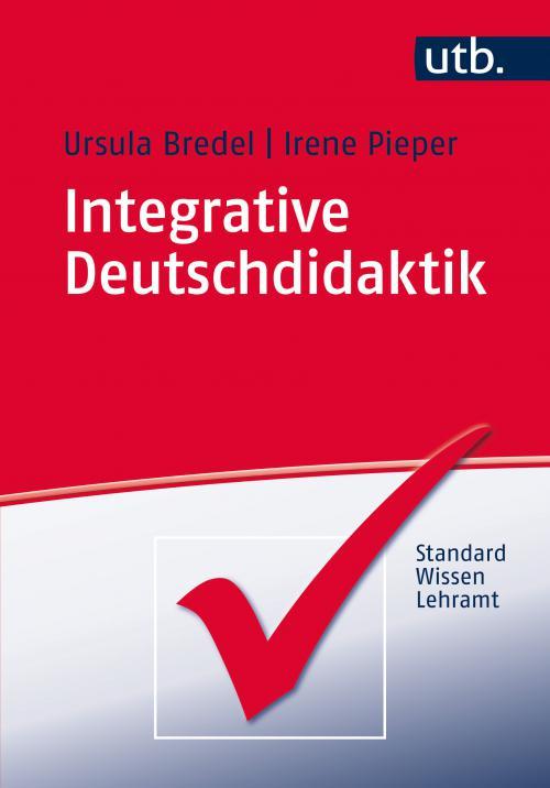 Integrative Deutschdidaktik cover