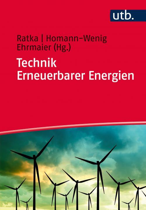 Technik Erneuerbarer Energien cover
