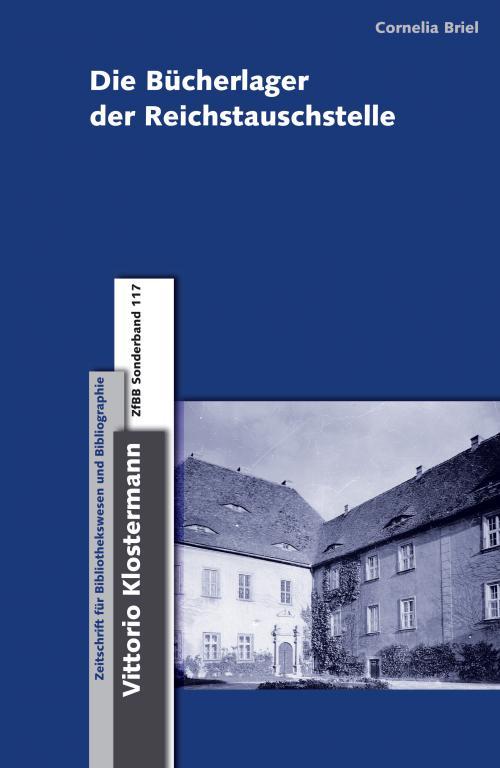 Die Bücherlager der Reichstauschstelle cover