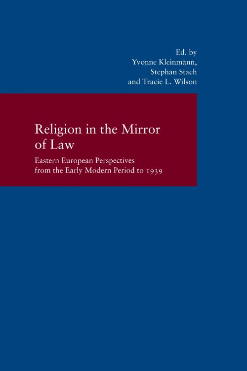 Religion in the Mirror of Law cover