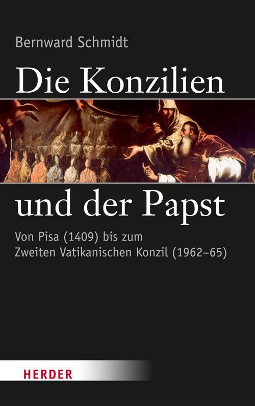 Die Konzilien und der Papst cover