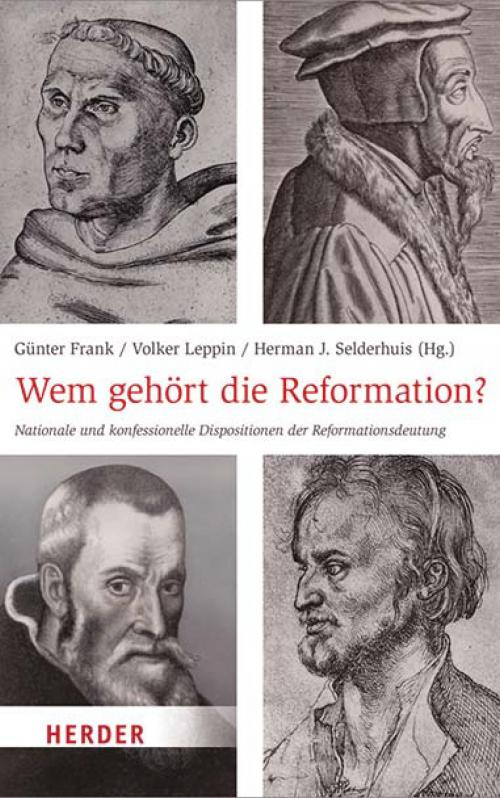 Wem gehört die Reformation? cover
