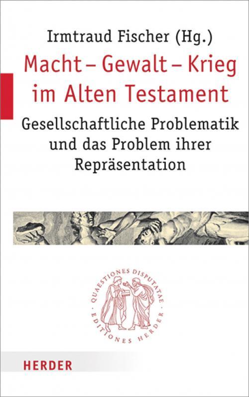Macht - Gewalt - Krieg im Alten Testament cover