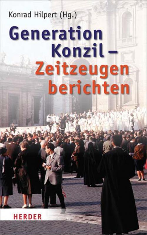 Generation Konzil - Zeitzeugen berichten cover