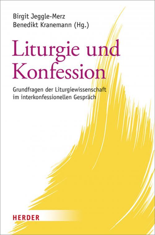 Liturgie und Konfession cover