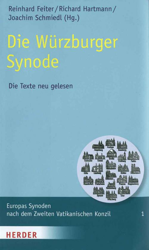 Die Würzburger Synode cover