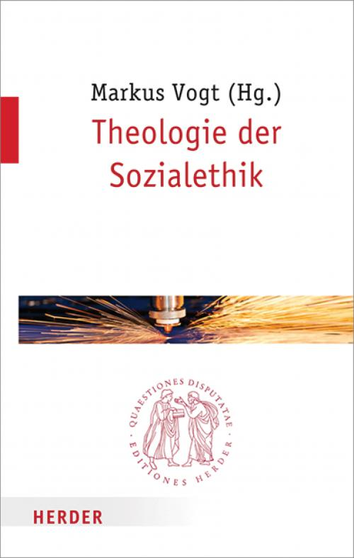 Theologie der Sozialethik cover
