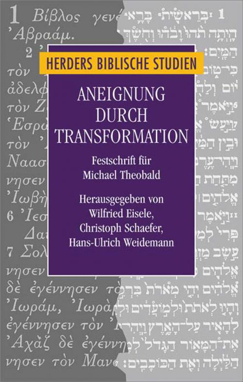 Aneignung durch Transformation cover