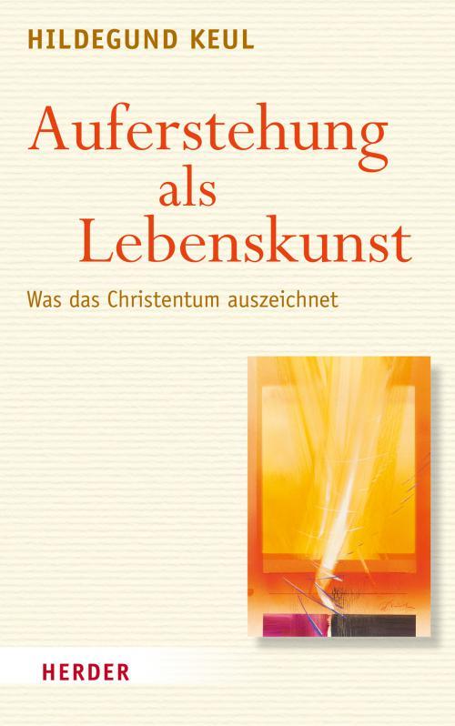 Auferstehung als Lebenskunst cover