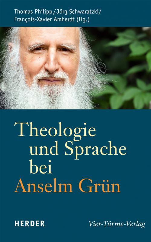 Theologie und Sprache bei Anselm Grün cover