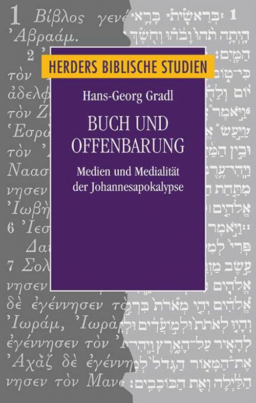 Buch und Offenbarung cover