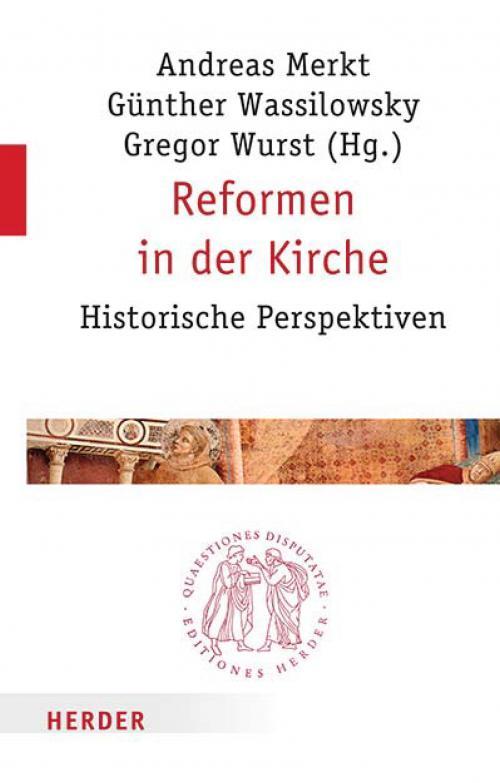 Reformen in der Kirche cover