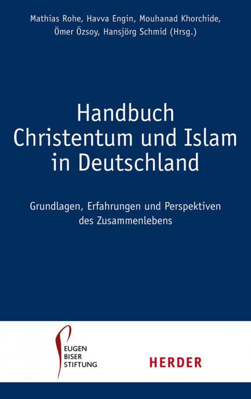 Handbuch Christentum und Islam in Deutschland cover