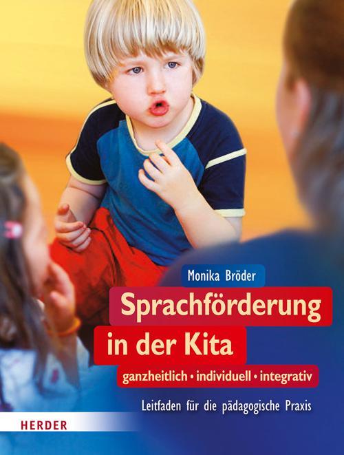 Sprachförderung in der Kita  cover