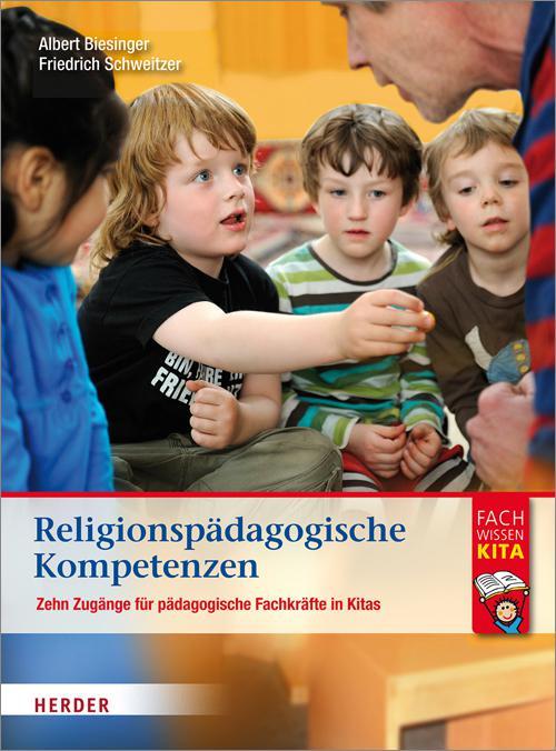 Religionspädagogische Kompetenzen cover