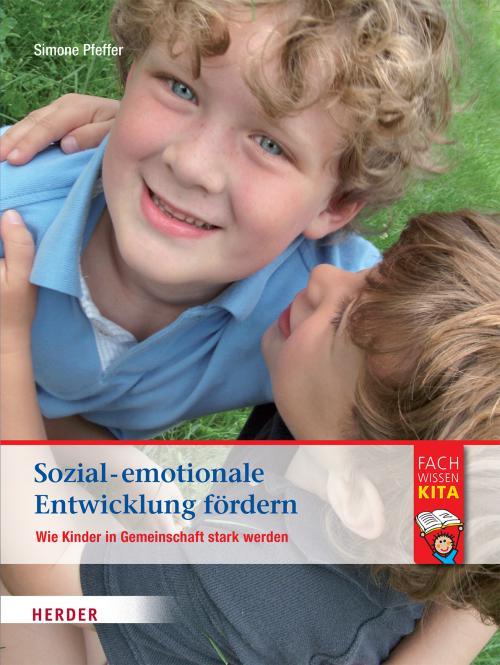 Sozial-emotionale Entwicklung fördern cover