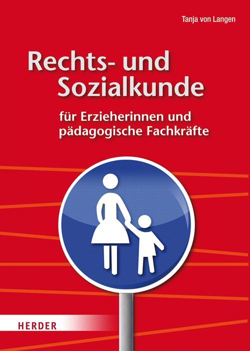 Rechts- und Sozialkunde für Erzieherinnen und pädagogische Fachkräfte cover