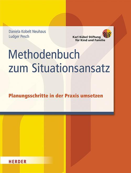 Methodenbuch zum Situationsansatz cover