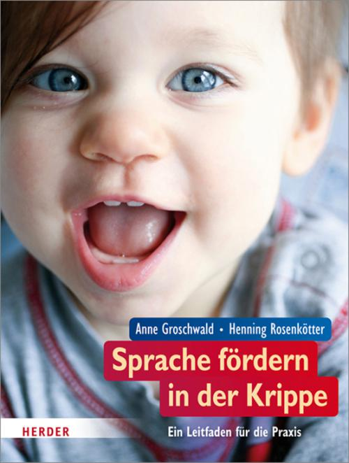 Sprache fördern in der Krippe cover