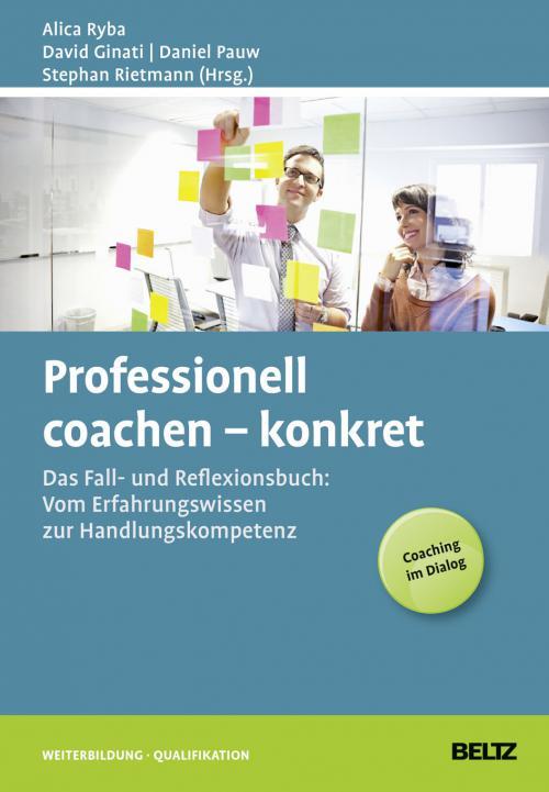 Professionell coachen – konkret cover