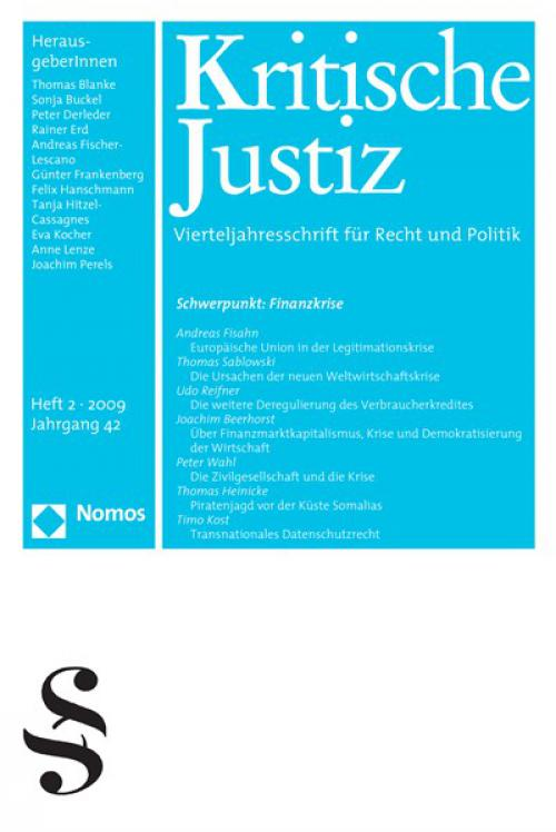 Europäische Union in der Legitimationskrise cover