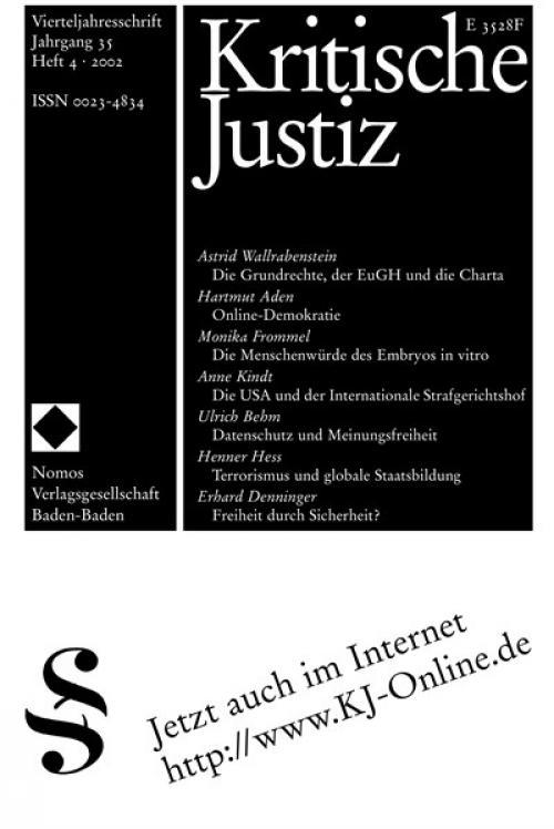 Die USA und der Internationale Strafgerichtshof cover