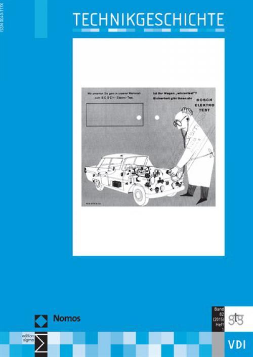 """Ein """"Trommelfeuer von akustischen Signalen"""".Zur auditiven Produktion von Wissen in der Geschichteder Strahlenmessung cover"""