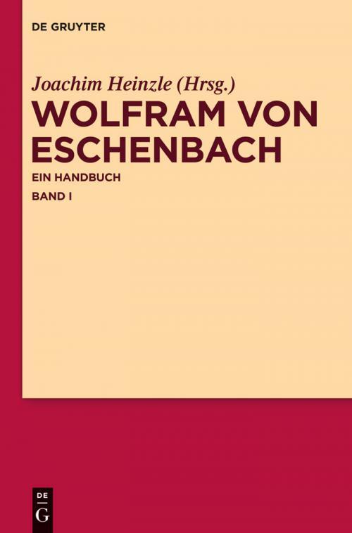 Wolfram von Eschenbach cover