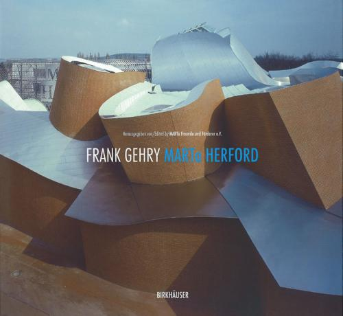 Frank Gehry MARTa Herford cover