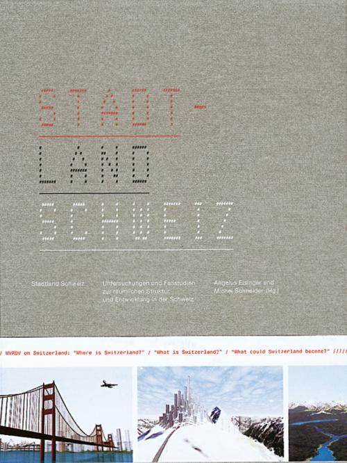 Stadtland Schweiz cover