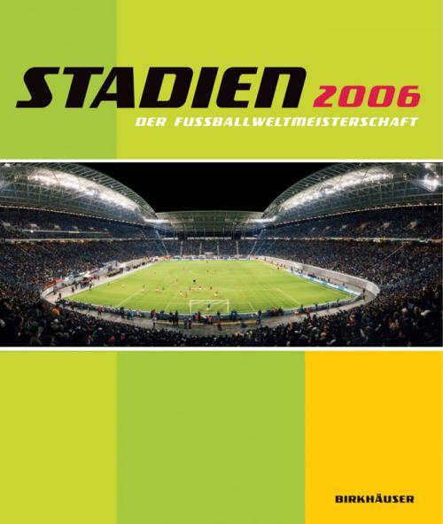 Stadien der Fussballweltmeisterschaft 2006 cover