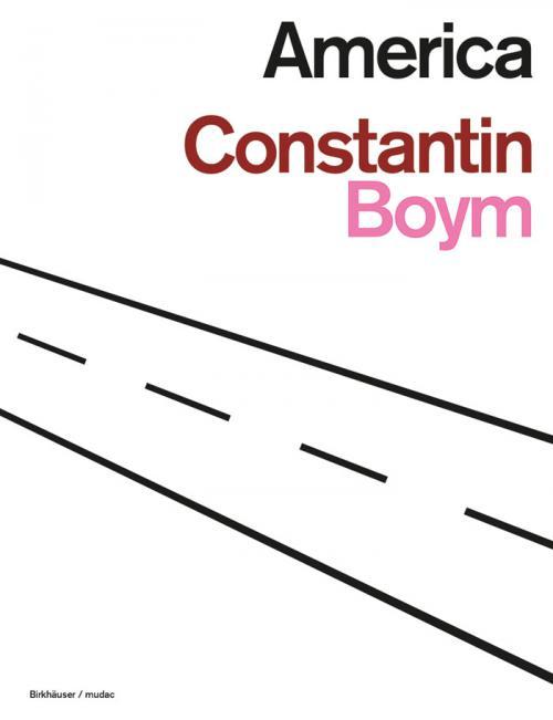 Constantin Boym—America cover