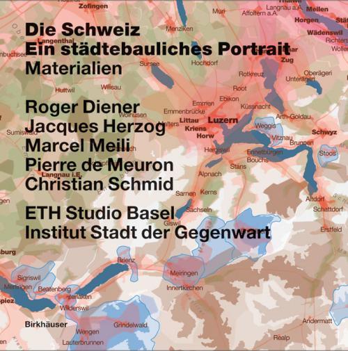 La Suisse - portrait urbain cover