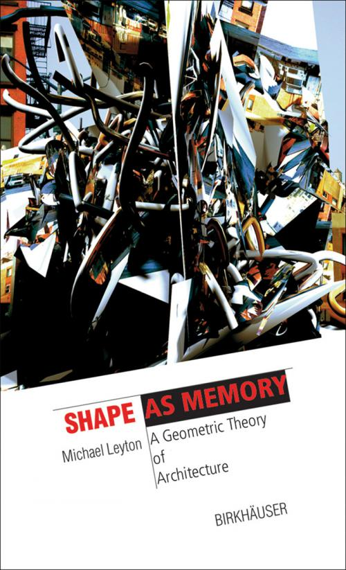 Shape as Memory cover