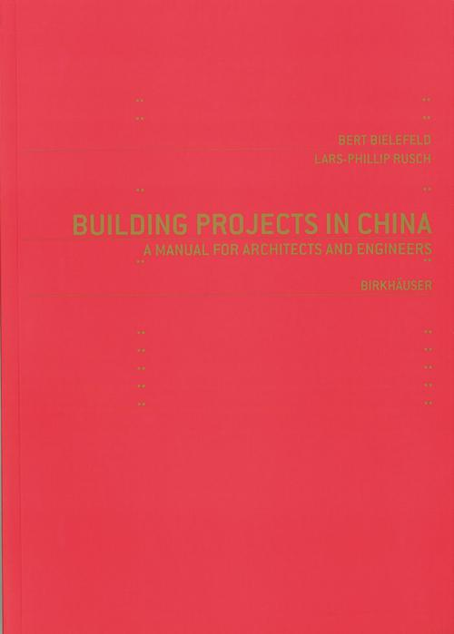 Building Projects in China cover