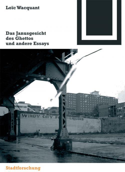Das Janusgesicht des Ghettos und andere Essays cover