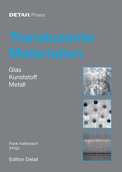 Transluzente Materialien cover