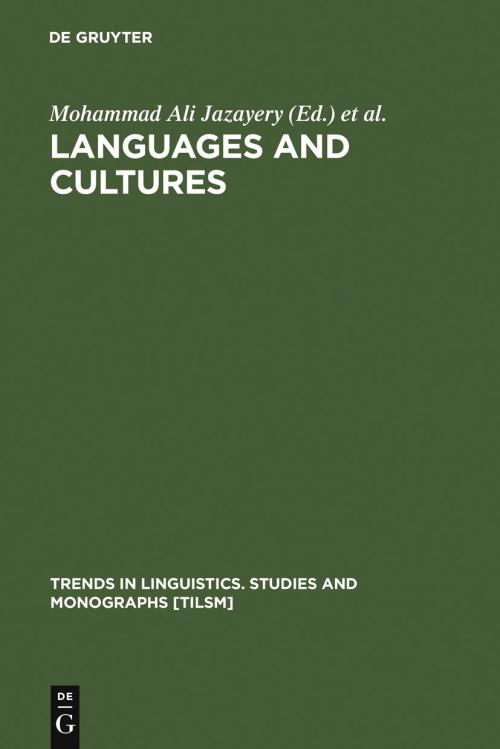 Languages and Cultures cover