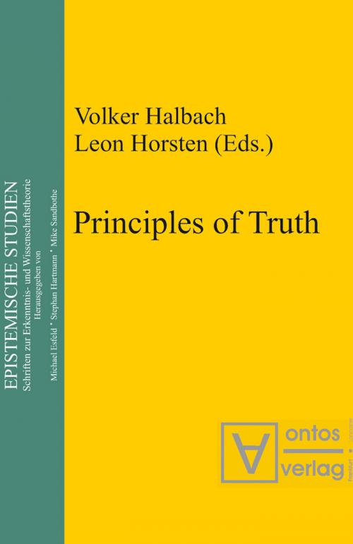 Principles of Truth cover
